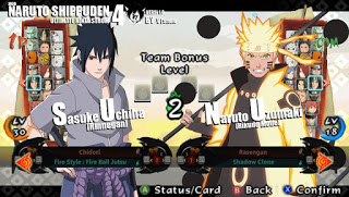 naruto files for ppsspp download